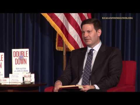 A Reagan Forum with Mark Halperin &  John Heilemann — 11/15/13