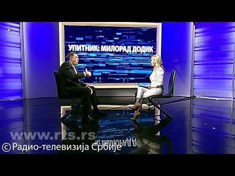 Upitnik: Milorad Dodik