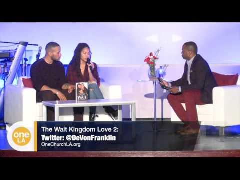 """The Wait: Kingdom Love 2"" w/ DeVon Franklin & Meagan Good - Touré Roberts"