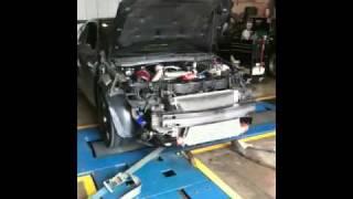 Cobalt 2.2 turbo on dyno
