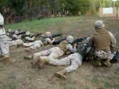 SAW / M240G qualification
