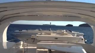 Rest on a boat in Greece. Отдых на лодке в Греции.(, 2012-07-28T11:43:08.000Z)