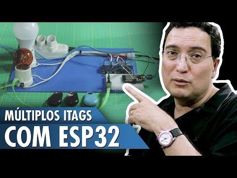 Múltiplos iTags com ESP32