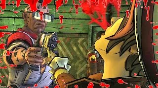 Tales from the Borderlands Episode 2 - Most Violent Kills/Deaths & Funny Moments