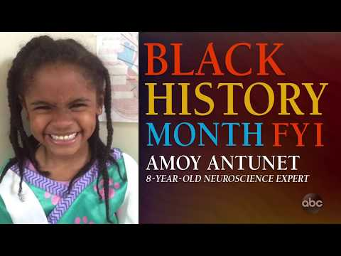 Black History Month FYI: Amoy Antunet & Nicholas Buamah | The View