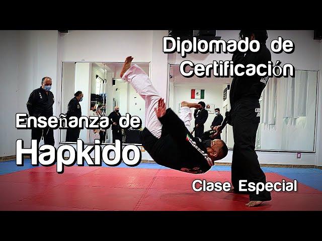 Certificación para la Enseñanza de Hapkido, Clase Especial