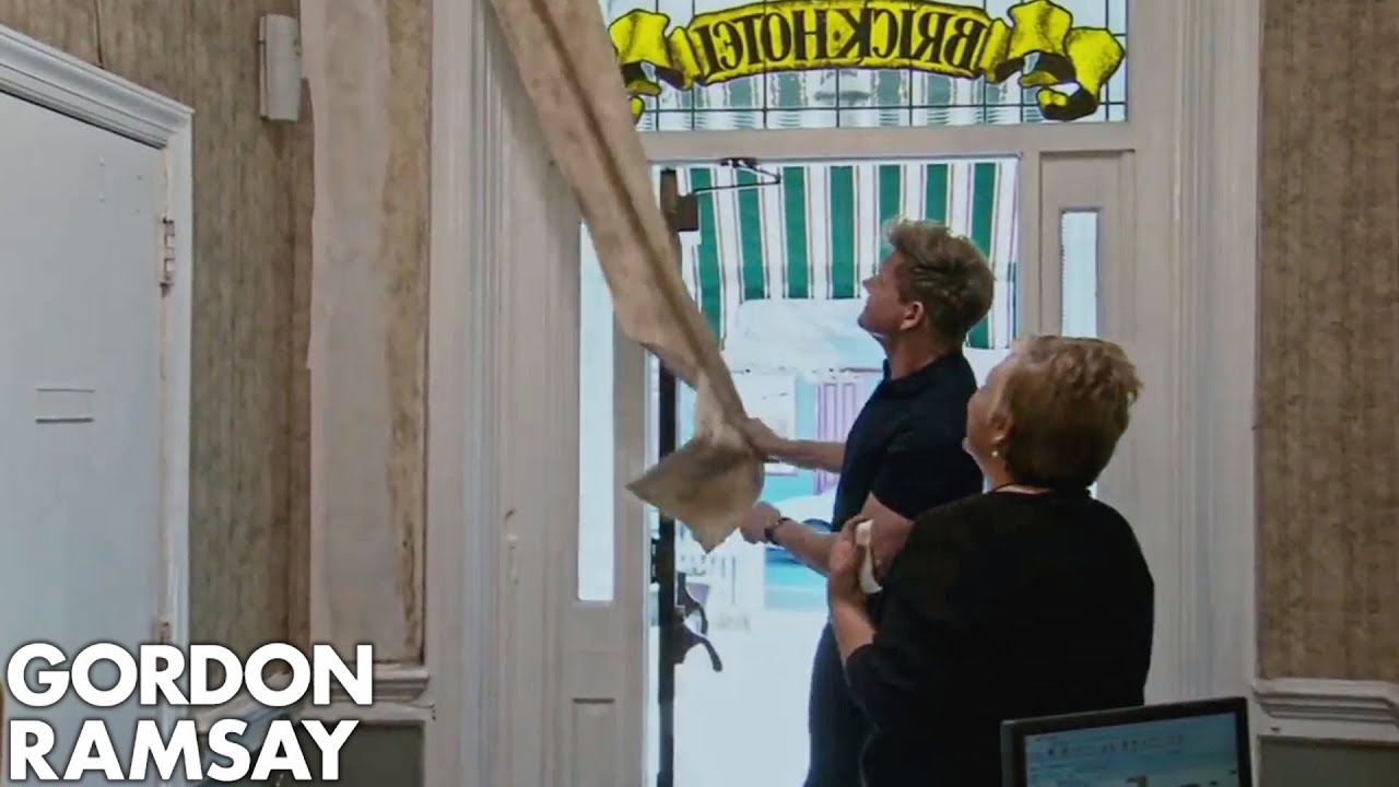Gordon Ramsay's WORST First Impressions on Hotel Hell
