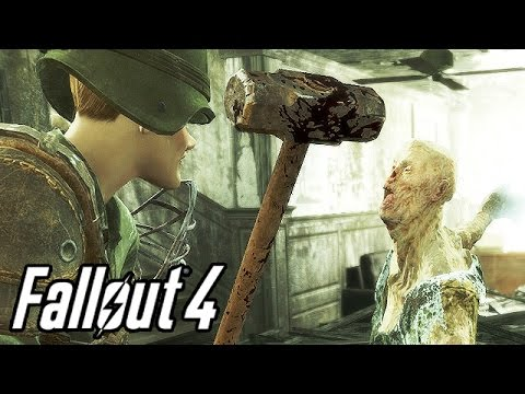 GHOUL TERRITORY - Fallout 4 Part 23