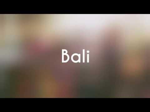 Exhibition Bali