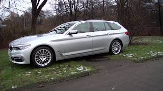 BMW 530d Touring  xDrive - Test Deutsch