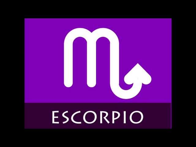Scorpio: Pilar Garcia Astrologa