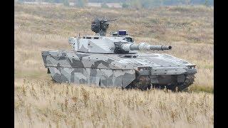 BAE SYSTEM - NEW CV90 ARMADILLO ACTION CLIP.