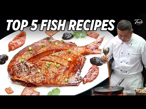 Super Tasty – Top 5 Fish Recipes From Master Chef John