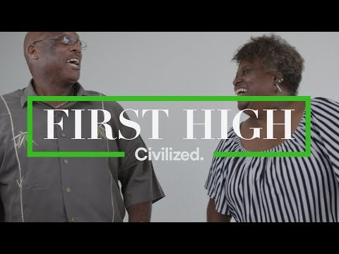Watch Grandparents Marilyn and Percy Smith Get High For The First Time  First High