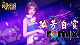 杨小壮 - 孤芳自赏【DJ REMIX 舞曲】Ft. K9win 抖音热爆