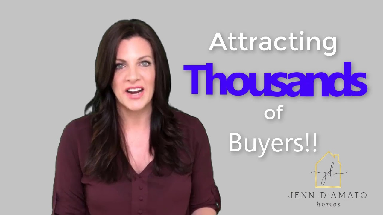 Attract more Buyers to your Home