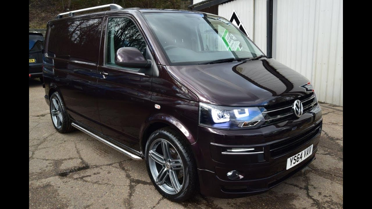 volkswagen transporter t5 160ps 6 seat kombi sportline. Black Bedroom Furniture Sets. Home Design Ideas