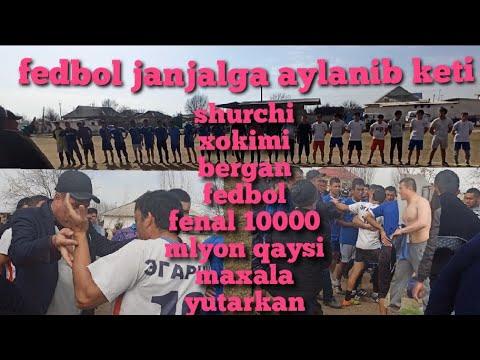 Download Shurchi xokimi bergan fedbol fenal bosh savrun 10000 mlyon Egarchi Ishtimiyot maxallasi