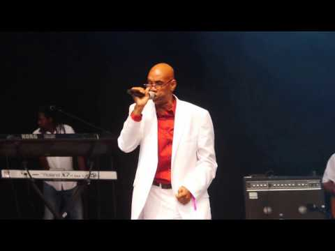 FRANKIE PAUL LIVE at WOLFCREEK AMPHITHEATRE