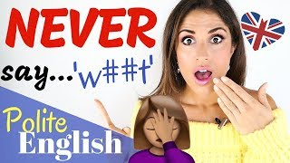 Polite British Expressions | How to Speak English Politely