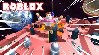UPDATE OF SPACE IN ROBLOX SPEED SIMULATOR 2!!! 🏃 ♂️