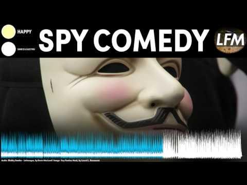 Happy Silly Spy Comedy Background Instrumental | Royalty Free Music