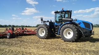 Biggest Tractor New Holland T9.565 - SmartTrax Raupe T8, T7 / Horsch Jocker RT uvm./Große Trecker
