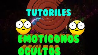 Tutoriales/Emoticonos secretos en skype