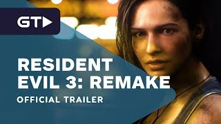 Resident Evil 3 Remake - Official Announcement Trailer