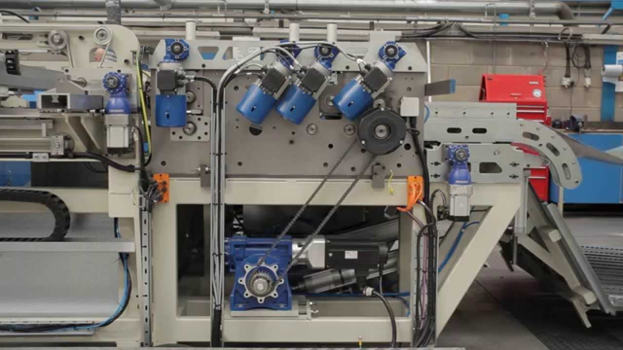 Omron partner with Firmac to create the world's first fully automatic duct forming machine