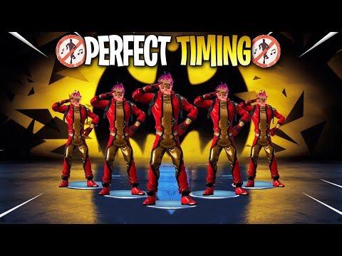 Fortnite - Perfect Timing Moments #55 (Season X)