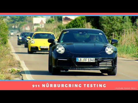 2020 PORSCHE 911 | NURBURGRING TESTING