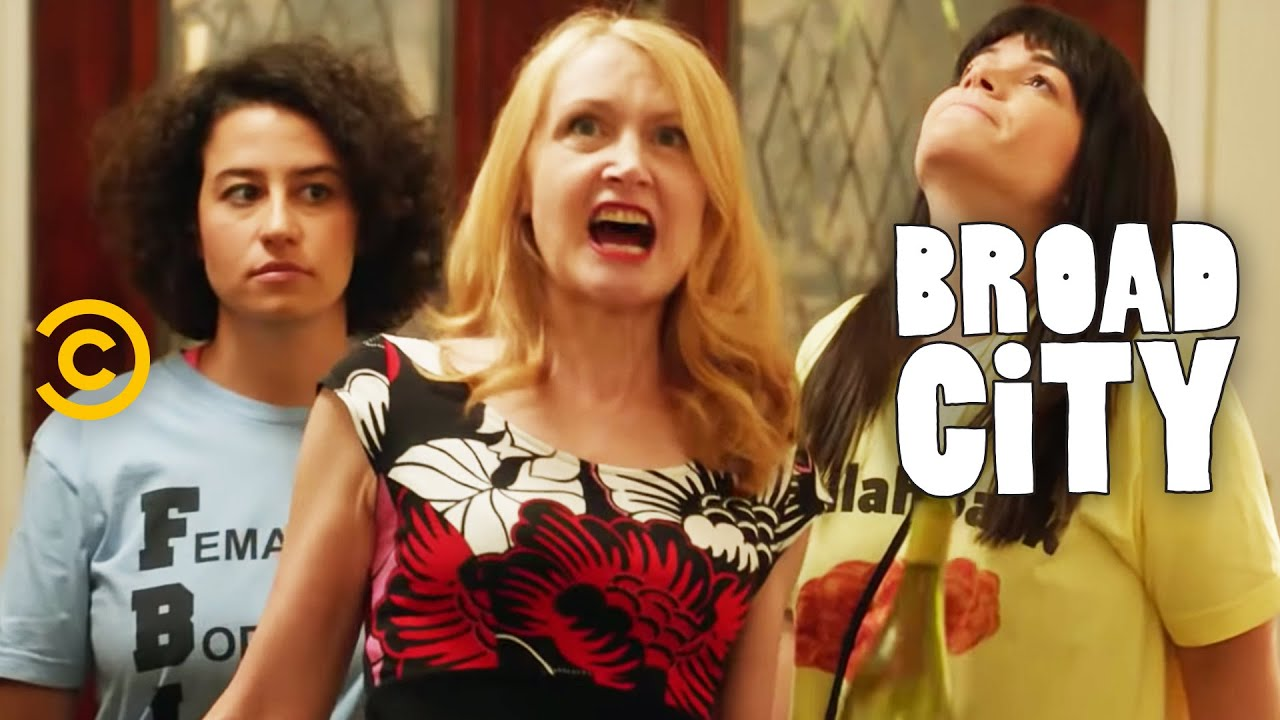 Download Broad City - Mother-Son Moment