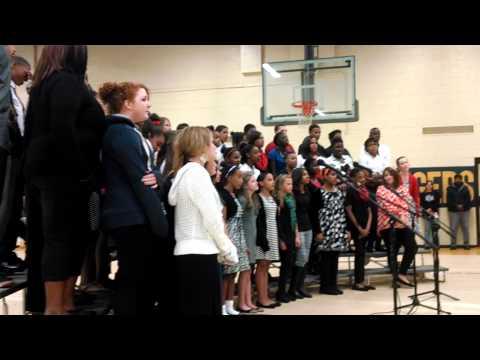 Hallsboro Middle School Chorus