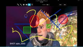 Shotgun Software Tip 11: Annotation Tools in Overlay Player