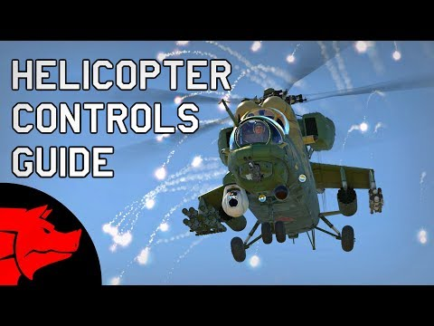 Helicopter Control Guide | War Thunder Tutorial thumbnail