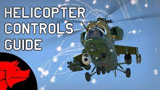 Helicopter Control Guide | War Thunder Tutorial