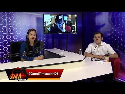 GTWM S04E23 - Manila Vice Mayor Isko Moreno takes a break and joins the podcast