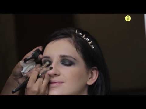 How To Do EMO MAKEUP Tutorial