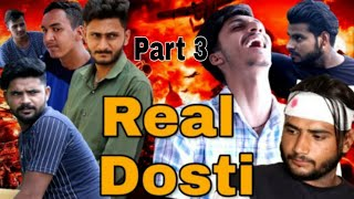 Gambar cover Real Dosti !Vine! (Part-3) Lovish Arnaicha