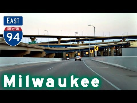 I-94 East to Milwaukee
