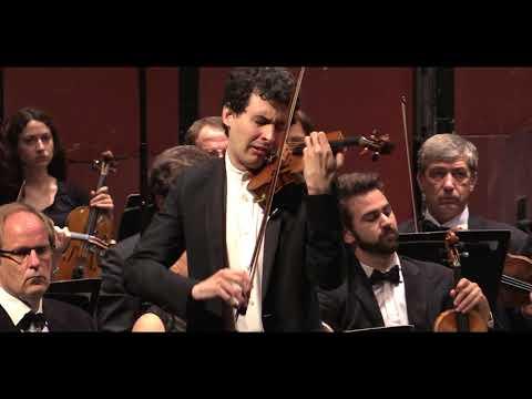 Itamar Zorman / Daniel Oren / Israel Symphony Rishon Lezion play Beethoven Violin Concerto op.61