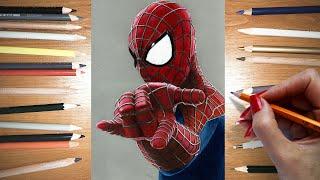 Speed Drawing: The Amazing Spider-Man 2 | Jasmina Susak