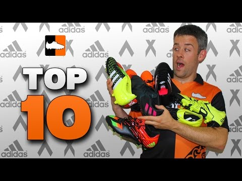 Top 10 adidas Football Boots in 2015