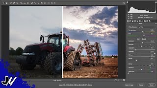 Camera RAW Editing Tutorial