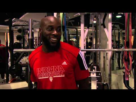 Lyonel Anderson - #iubb Strength Coach