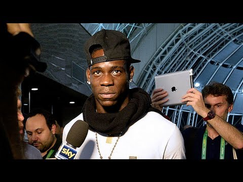 Mario Balotelli out of Italy's Conferederations Cup campaign