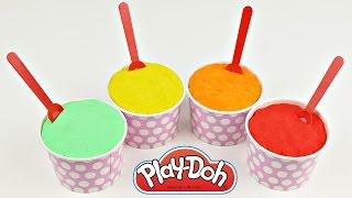 play doh ice cream peppa pig thomas and friends dora the explorer