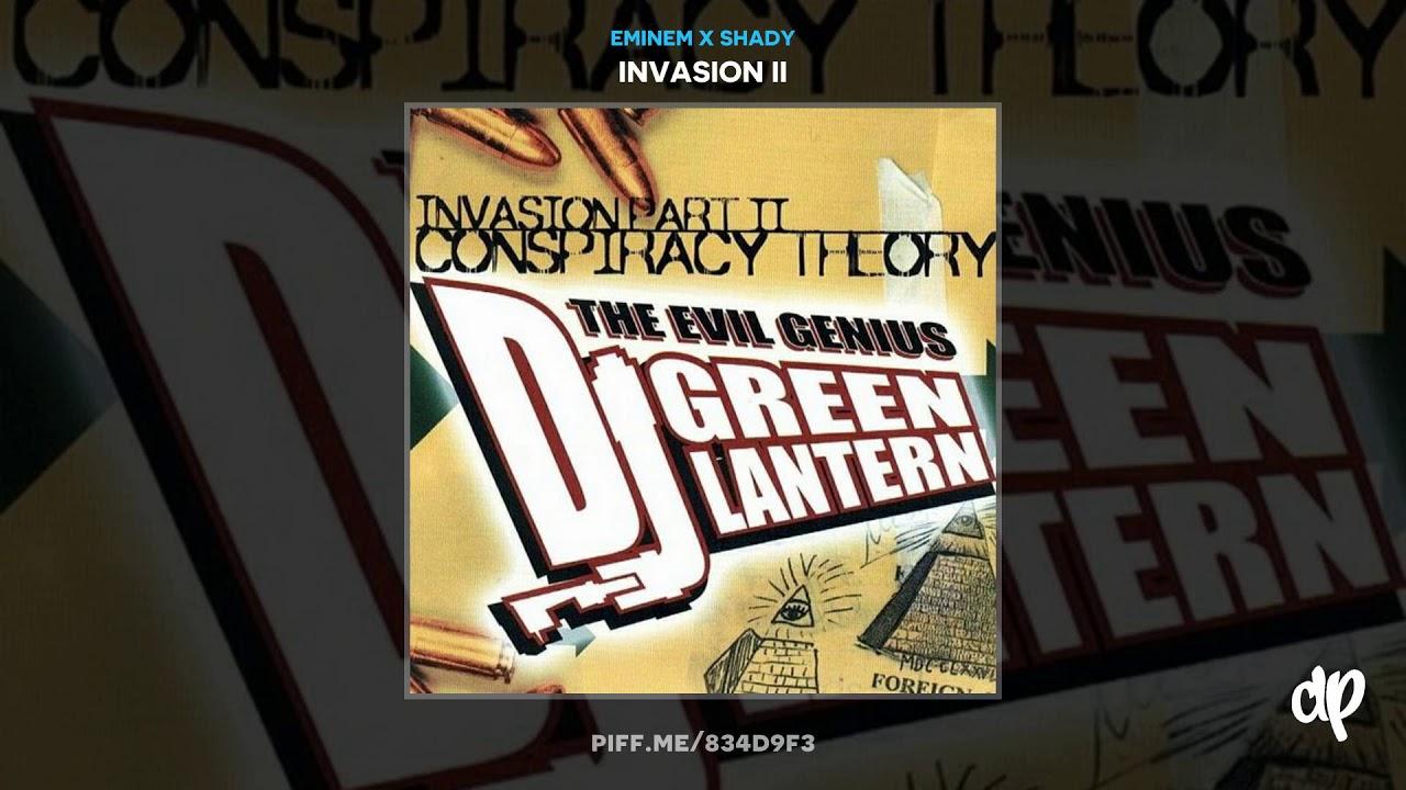 DJ Green Lantern Intro [Invasion II] (DatPiff Classic)