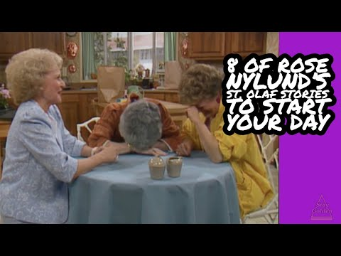 8 Rose Nylund St Olaf Stories to Start Your Day